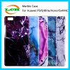 Marble Design Hard PC Phone Case for Huawei Honor 7/6/5X/4X