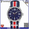 Yxl-312 Colorful Flg Dw Style Fashion Watch Calendar Newest Women Mens Sport Watch Nylon Strap Promotion Watch Factory