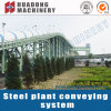 Durable Belt Conveyor for Stone and Sand Production Line