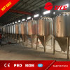 Single Layer Beer Fermenters, Conical Beer Fermentation Tanks with Cooling Jacket