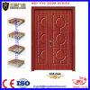 High Quality Mother and Son Wood PVC House Door