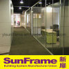Aluminium Partition Wall with Broad Vision
