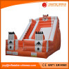 Cat Kids Jumping Castle Inflatable Slide (T4-232)
