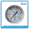 Capsule Pressure Gauge-Dry Back Manometer-Stainless Steel Meter