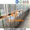 Anti-Curl Uncoated Single Gray Paper Board in Pallet Packing