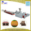WPC PVC Plastic Wood Composite Outdoor Decking Floor Machine Line