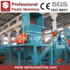 Waste Plastic Film Recycling Crushing Washing Drying Plant