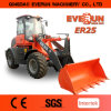 Everun Er25 2.5 Ton Construction Machinery Small Wheel Loader