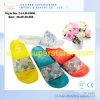 Flower Print Comfortable Message Sandals