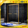 Hot Selling Polished Aluminium Sliding Door Shower Room