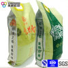 Customized Rice PA Plastic Packaging Bag with Handle