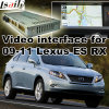 Car Video Interface for 2009-2011 Lexus Es Rx, Android Navigation Rear and 360 Panorama Optional