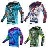 2016 New Fashionable Custom Professional Sublimation Racing Jersey (MAT55)
