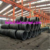 Hot Rolled 5.5mm SAE1008b SAE1006b Galvanized Steel Wire Rod