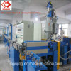 Manufacturing Equipment Twin Layers Chemical Foaming Cable Extrusion Line for Communication Cable