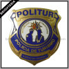 Policia De Turismo Police Badge for Army Emblem (BYH-10060)