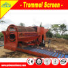 Alluvial Placer Gold Processing Plant Trommel Screen