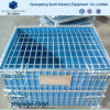 Foldable Steel Wire Storage Box Pallet