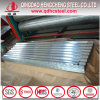 Z100 Hot Dipped Corrugated Galvanized Metal Roofing Price