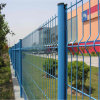 Peach-Type Post Wire Mesh Fence