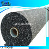 Fire Resistance High Quality Commercail Rubber Flooring