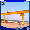L Type Electric Trolley Single Main Beam Gantry Crane for Sale