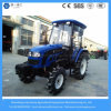 China 70HP Agricultural/Small Garden/Mini Farm Tractor with Plough and Trailer