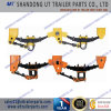 Fuwa Design Leaf Spring Suspension Two-Axle / Three-Axle / Four-Axle for Truck and Trailer