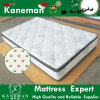 Natural Latex Orthopedic Separate Pocket Spring Mattress Doulbe Pillow Top