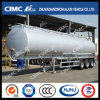 New-Design Cimc Huajun Aluminium Alloy Oil/Liquid/Fuel/Gasoline/LPG Tanker