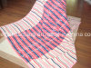 100% Organic Cotton Blanket with Jacquard Design (NMQ-CBB-003)