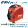 Max 1.5kVA 4-Stroke Digital Inverter Generator with Approval