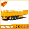 Monolayer Van-Type Truck Cargo Semi-Trailer