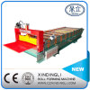 Colored Tile Galvanized Steel Roof Cold Roll Forming Machine