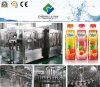 Pet or Glass Bottle Fruit Juice Processing Plant