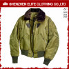 Winter Warm Jaxket Army Green Bomber Flight Jacket (ELTBJI-50)
