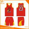Healong Custom Free Design Basketball Uniform Wholesale Latest Team Uniform Basketball Jersey