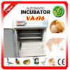 Fully Automatic Chicken Egg Incubator Hot in Africa (VA-176)