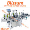 Full Automatic Sticker Labeler for Bottle Packing System