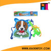 Funny Foldable Cartoon Animal Indoor Backpack Toy Water Gun