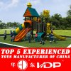 HD2014 Outdoor Newest Villa Collection Kids Park Playground Slide (HD14-092C)