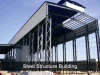 Pre-Engineered Steel Structure Shed (CH)