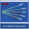Mini Polyester Head Semiconductor Polypropylene Swab Cleaner