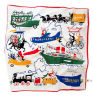 OEM Produce Customized Design Printed Cotton Promotional Handkerchief