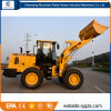 Big Earth-Moving Machinery 3ton Wheel Loader with Fork