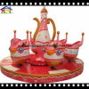 Luxury Amusement Park Kiddie Ride Roundabout Coffee Cup Swing Chair