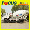 ISO and CE Approved Concrete Mixer Trucks Concrete Equipment