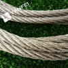 7X19 Stainless Steel Wire Rope (DIN, BS, MIL)