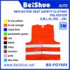 Safety Wear/Clothes/Jacket/Vest, Safety Workwear with High Visibility Tape Material
