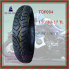 Tubeless, Super Quality, Long Life ISO Nylon 6pr Motorcycle Tire with Size: 110/80-17tl